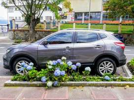 Nissan Qashqai Advance 2015 4x2 2000cc