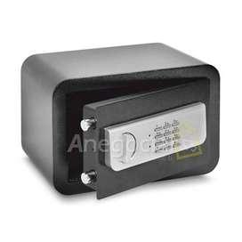 Caja Fuerte De Seguridad Color Negro Tablero Digital Disponible para entrega inmediata
