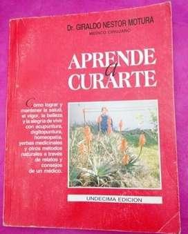 APRENDE A CURARTE   DR. MOTURA en LA CUMBRE