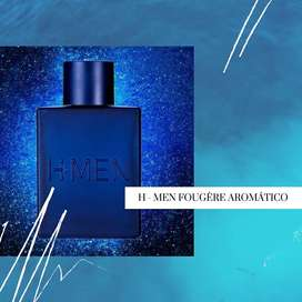 Fragancia Masculina (H - MEN)
