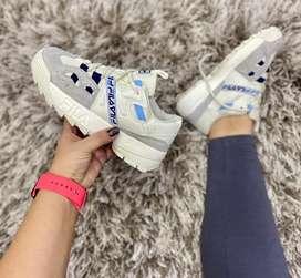 Zapatos Fila para dama new edition