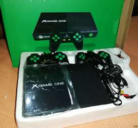Vendo consola x game one