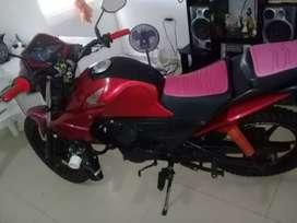 Se vende moto honda cb 110