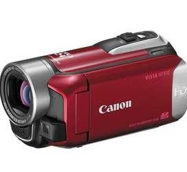 Camara filmadora Canon Vixia HF R10