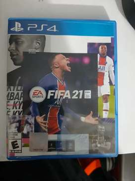 FIFA 21 edición std