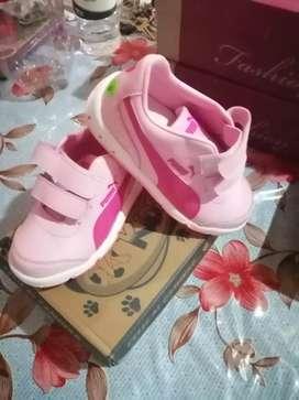 Zapatillas led para niños