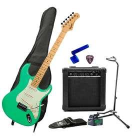 4 Combo Guitarra Tagima TG530 Elec +Amplificador 5 accesor