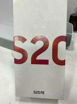 Samsung S20 FE M&M comunicaciones