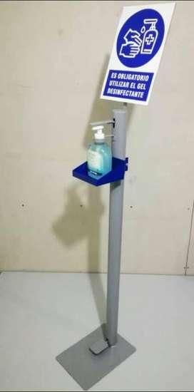 Dispensador de Gel Desinfectante