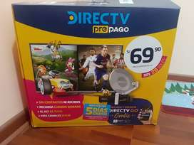 Direct TV con deco postpago