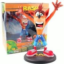 Figura Coleccionable Crash Bandicoot