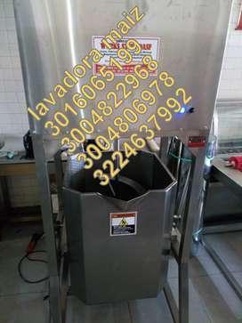 lavadora maiz