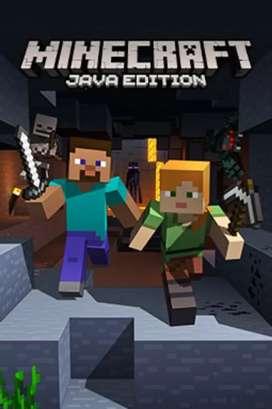 Minecraft Java edition para pc