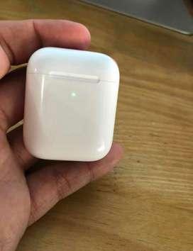 AirPods Apple 2da Generacion (carga inalambrica)