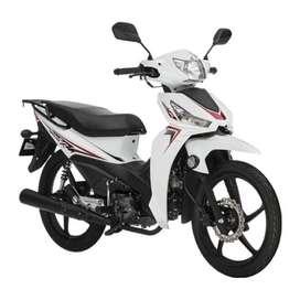 Moto AKT especial 110 modelo 2019