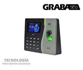 SISTEMA BIOMÉTRICO: Equipo Portátil para Control de Nómina