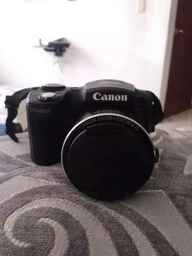 Canon Powershot Sx500 Is 16.0 Mp Cámara Digital Con Zoom  $