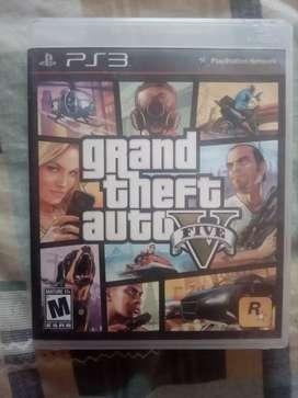 Venta GTA V PS3