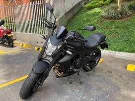 Vendo ER6N Modelo 2013