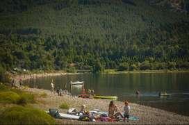 Vendo Permuto terreno de 20 x50 en lago Meliquina San Martin de los andes