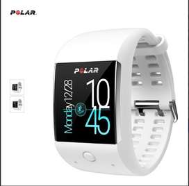 Reloj Polard M600 Blanco. Reloj Inteligente Para Deportes