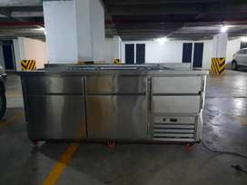 Barra Asafates refrigeradora