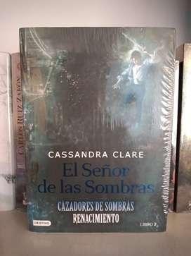 Cazadores de sombras El señor de las sombras Cassandra Clare