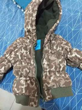 Campera talle 12 meses impecable