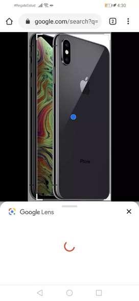 Vendo iphone xs Max
