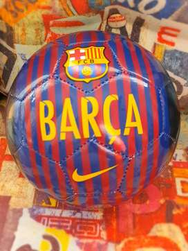 Pelota Nike Fc Barcelona Original N°1Mini