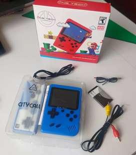 Mini consola retro con control