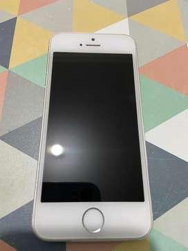 Iphone 5S Plateado