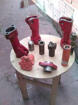 Venta de repuestos y martillos