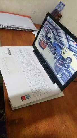 Se vende laptop hp core i7