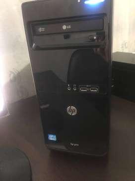Vendo computador marca HP en perfecto estado