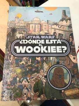Donde esta el wookie? Star wars