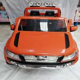 Carro A Bateria Montable 4x2 Con Licencia Toyota Y Ford