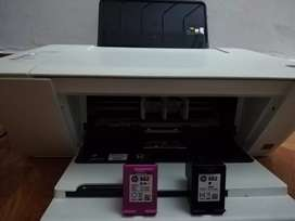 Impresora HP desjet ink. A color