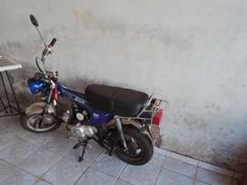 Vendo moto corven dx 7cc