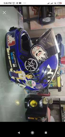 Casco Shiro Yamaha