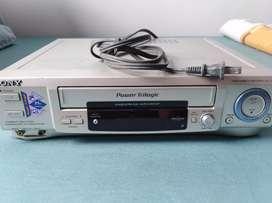 VHS Sony (video cassette recorder)
