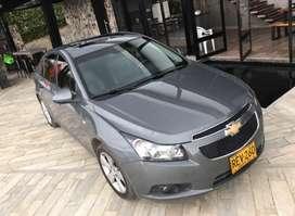 Chevrolet Cruze platinum Lt el más full equipo, modelo 2011, 93.000 km,