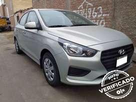 Hyundai Plateado 2020