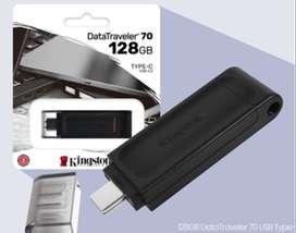 pendriver de 128  GB