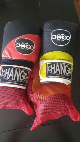 Vendo Guantes de Boxing 14 Oz