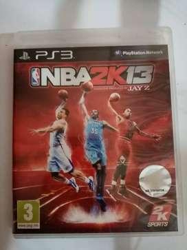 juego ps3 NBA 2K 13