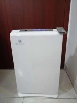 Mantenimiento a purificadores de aire