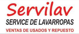 SERVICE DE LAVARROPAS A DOMICILIO SIN RETIRAR