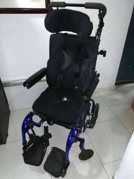 silla de ruedas neurologíca americana