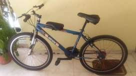 Bicicleta pertenece estado